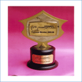 Special Brass Gift Items Trophies Logos Mumbai India